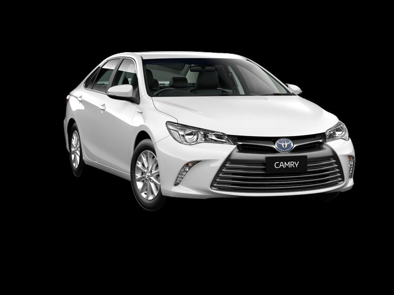 Toyota Camry 2.4L