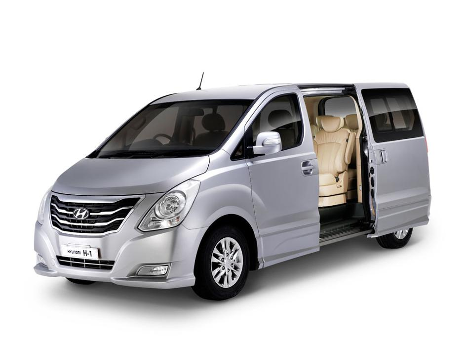 Hyundai H1- 12 Seater